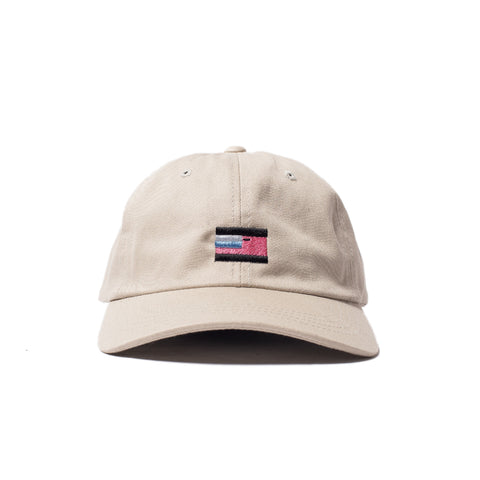 JC FLAG DAD HAT (Stone)
