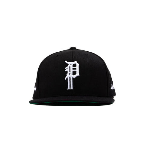 BULLIES SNAPBACK HAT (BLACK)
