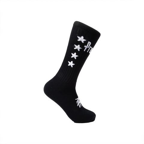BULLIES SOCK (BLACK)