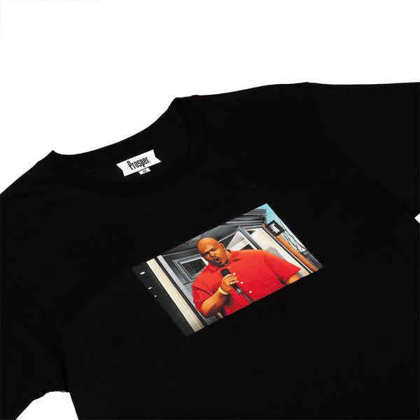 COME TO PROSPER S/S TEE (BLACK)