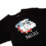 BULLDOG S/S TEE (BLACK)