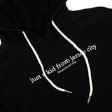 JUST A KID 2 HOODY (BLACK)