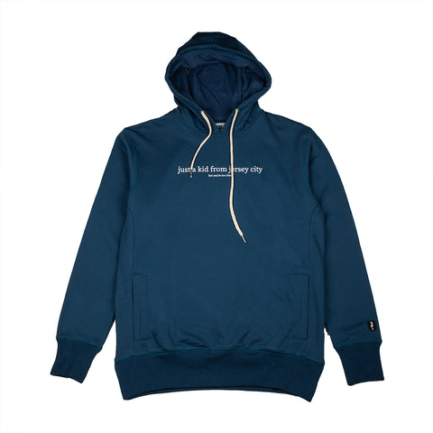 JUST A KID 3 HOODY (SLATE BLUE)