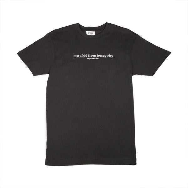 JUST A KID 3 S/S TEE (VINTAGE BLACK)