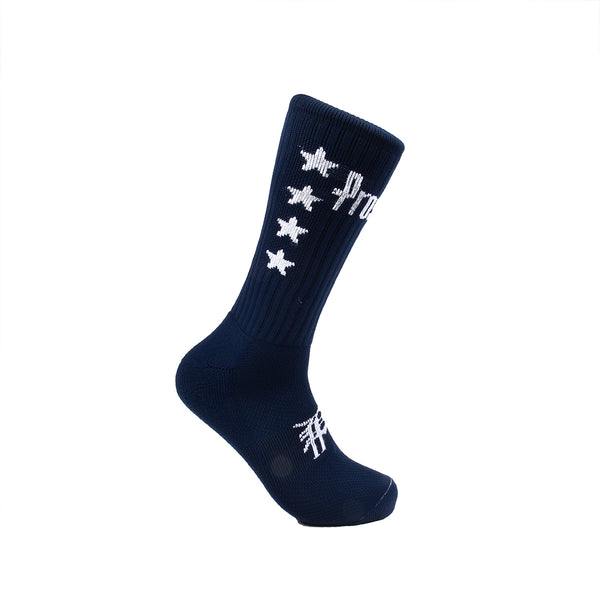 BULLIES SOCK (NAVY)