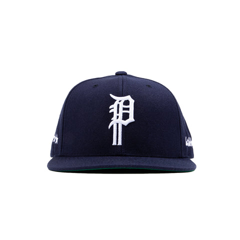BULLIES SNAPBACK HAT (NAVY)