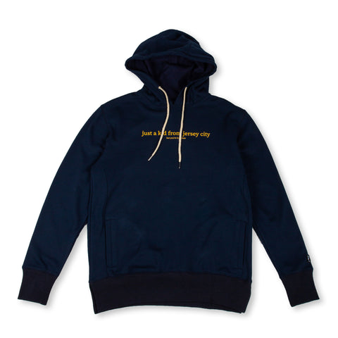 JUST A KID 2 HOODY (NAVY)