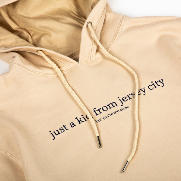 JUST A KID 2 HOODY (NUDE)