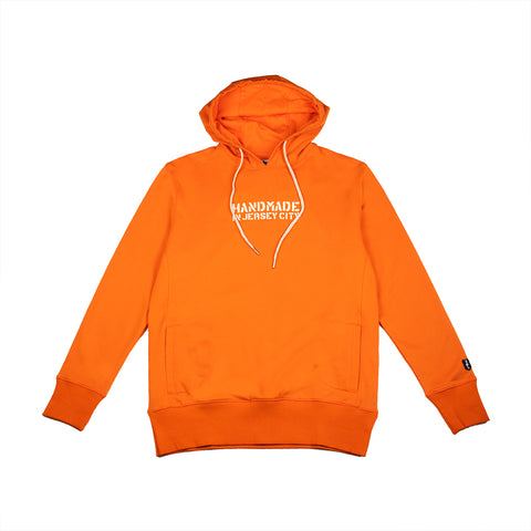 HANDMADE 2 HOODY (ORANGE)