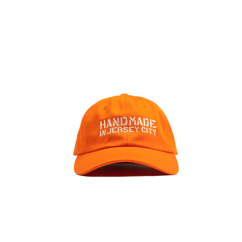 Handmade 2 Hat (Orange)