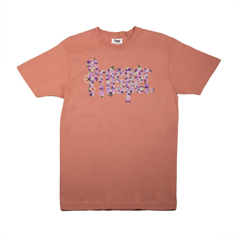 F.P.C. STAFF S/S TEE (DUSTY ROSE/PURPLE)