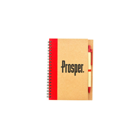 Notebook (Red)