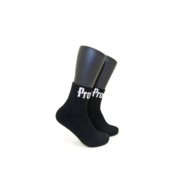 Quarter Sock (Black)