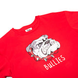BULLDOG S/S TEE (RED)