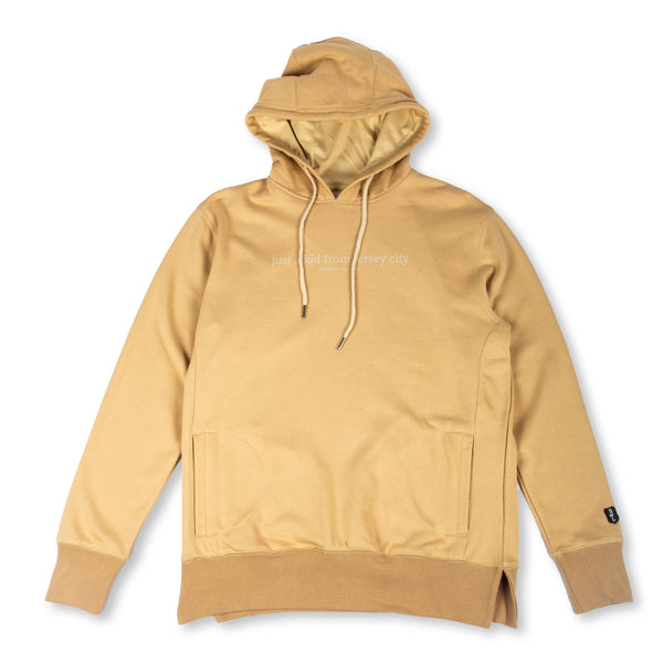 JUST A KID 2 HOODY (TAN)