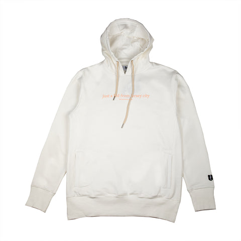 JUST A KID 3 HOODY (WHITE)