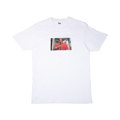 COME TO PROSPER S/S TEE (WHITE)