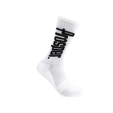 PROSPER CREW 3 SOCKS (WHITE/BLACK)
