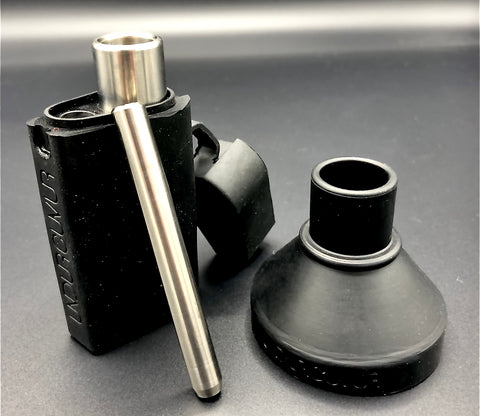 (1pc) ONE.v2-TITANIUM NEW! (odor proof dugout system)