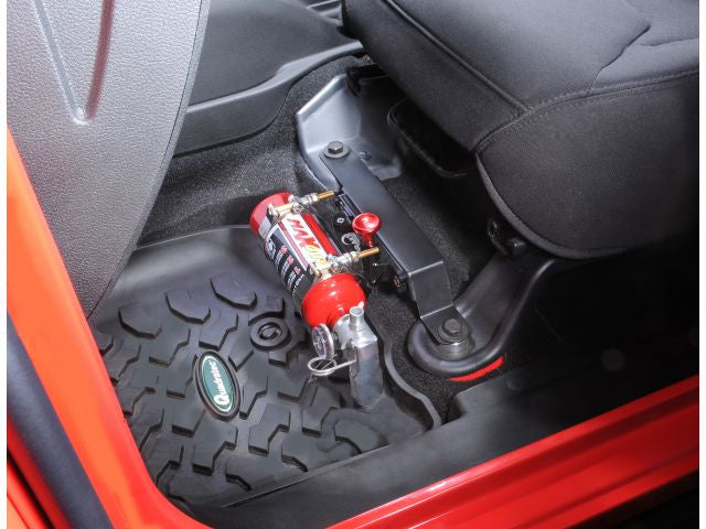 Jeep Jk Floor Fire Extinguisher Bracket Quot Put It Where You
