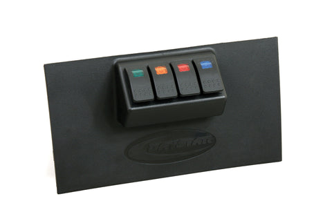 Daystar Jeep JK Wrangler 07-10 Switch Panel