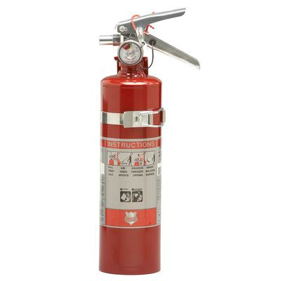 2.5lb fire extinguisher