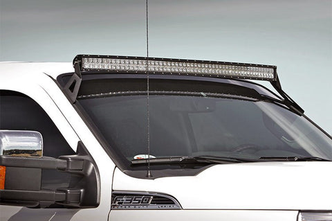 "99-2015 Ford Superduty 50"" curved led light bar complete package"