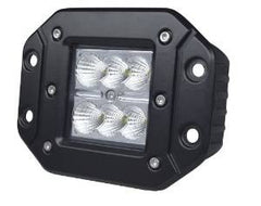 Flush mount led auxiliary light, 27watt. Great for rear bumpers !