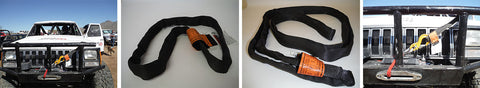 "Recovery Roundsling AKA TREE SAVER STRAP ""6 foot"""