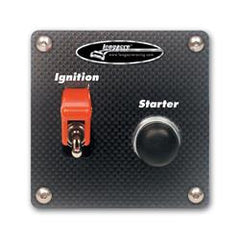 Carbon Fiber Flip -up Start / Ignition switch panel