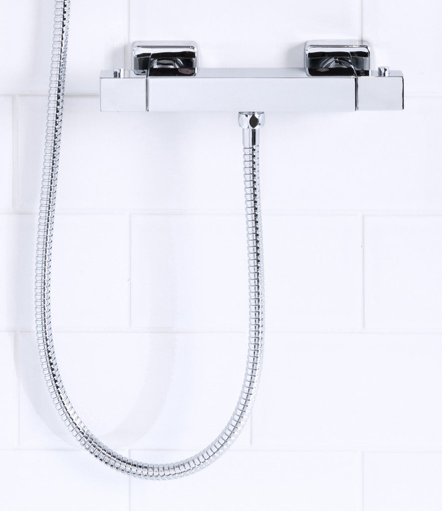 Allen thermostatic bar shower valve – twilight bathrooms