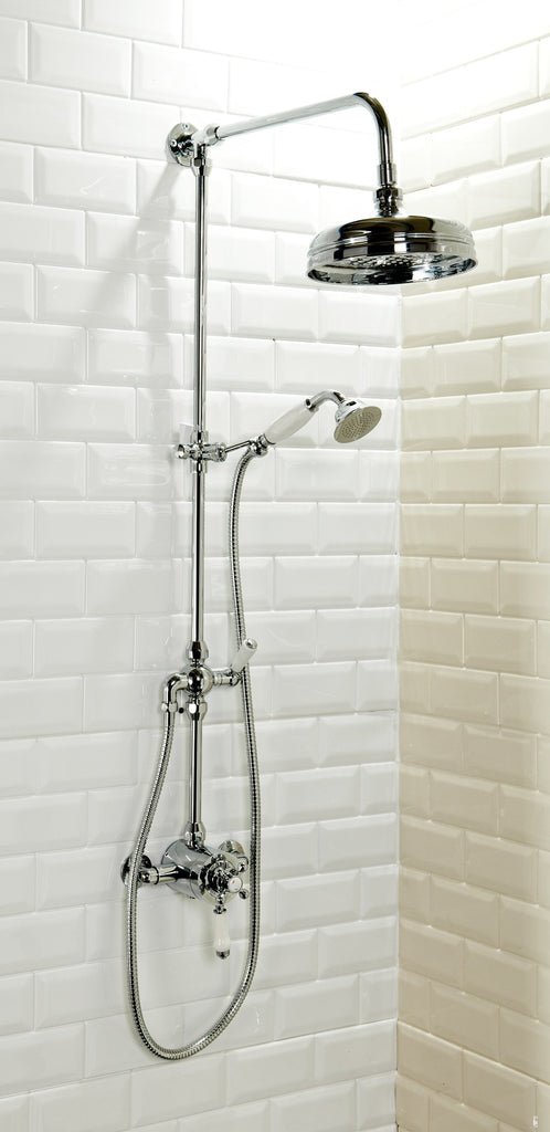 Halen thermostatic exposed shower valve – twilight bathrooms