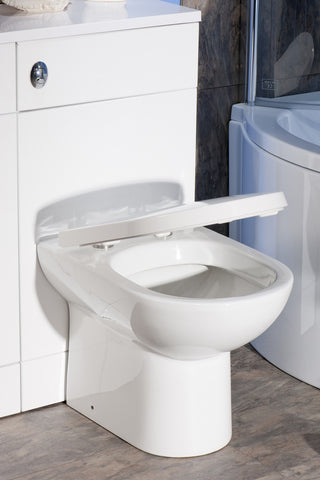 large d shaped toilet seat. Toilet Seat  D Shaped Plastic With Quick Release Top Fix Soft Close Bottom Hinges Twilight