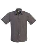 mens formal button down dress shirt open