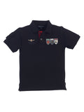 Boys Yatch Club Pique Polo Shirt