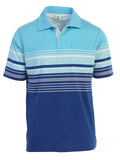 Men's Stipe Polo shirt