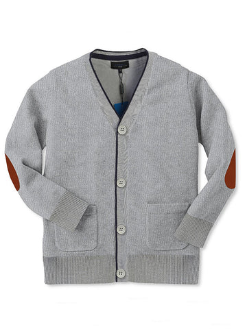 Gioberti Boy's 100% Cotton Knitted Cardigan Sweater