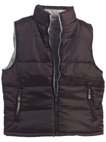 Gioberti Little Kids Boys Reversible Padding Vest