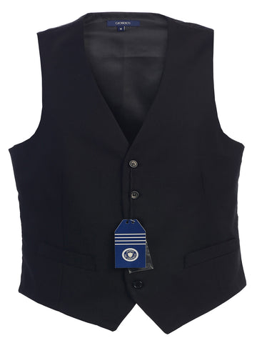 Gioberti Men's Formal Suit Vest