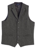 Mens Button Formal Suit Vest