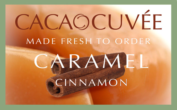 Caramel with Cinnamon - Two 8oz boxes