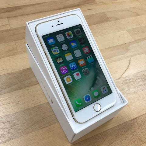 iPhone 6 16GB Gold EE