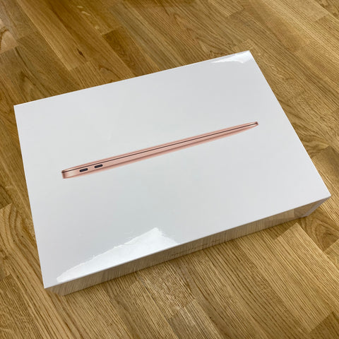 MacBook Air 13in Retina M1 Rose Gold (Stock in store, read description)