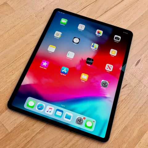 iPad Pro 11in 3rd Generation 64GB Space Grey