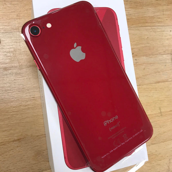 iPhone 8 256GB Product (RED) UNLOCKED