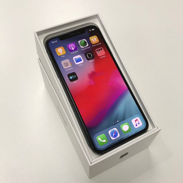 iPhone Xs 256GB Silver Unlocked