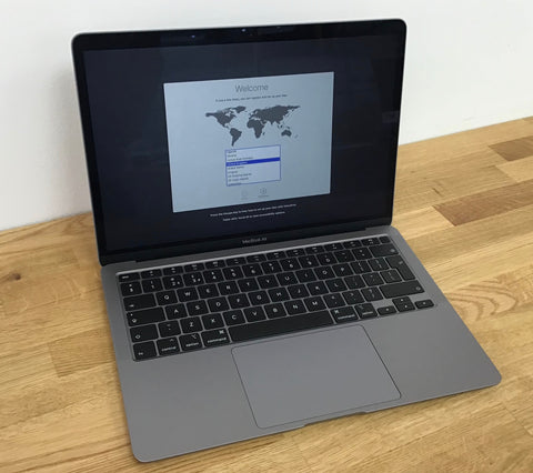 NEW MacBook Air 13in Retina Space Grey i5 (Latest Model)