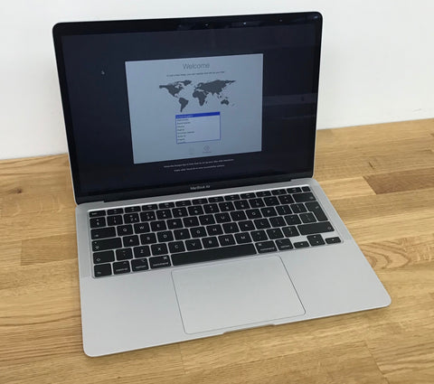 EX DEMO MacBook Air 13in Retina Silver i5 (Latest Model)