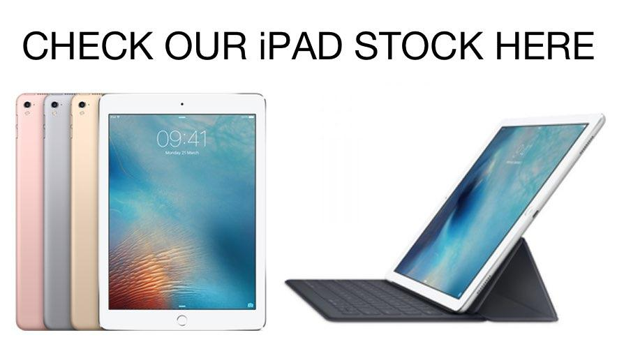 Preowned iPad's