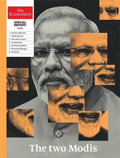Special report on India (The two Modis)